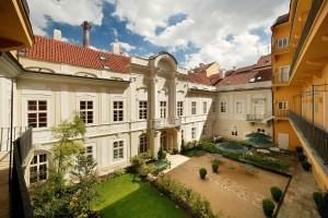 Pachtuv Palace Prague