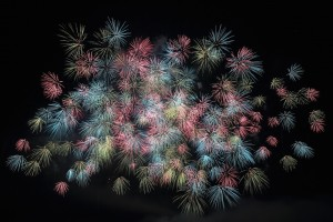 Fireworks, courtesy of unsplash.com